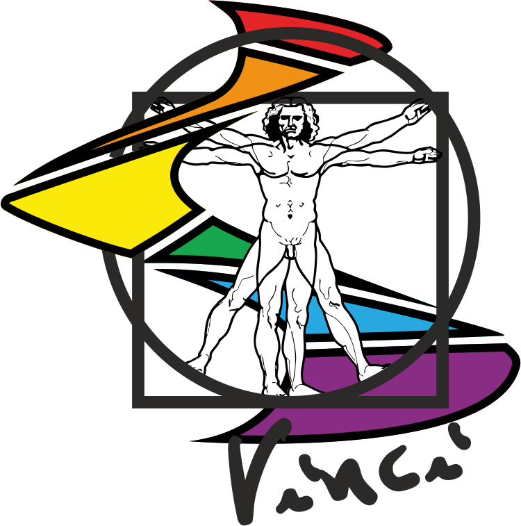Vinci gaysauna Logo